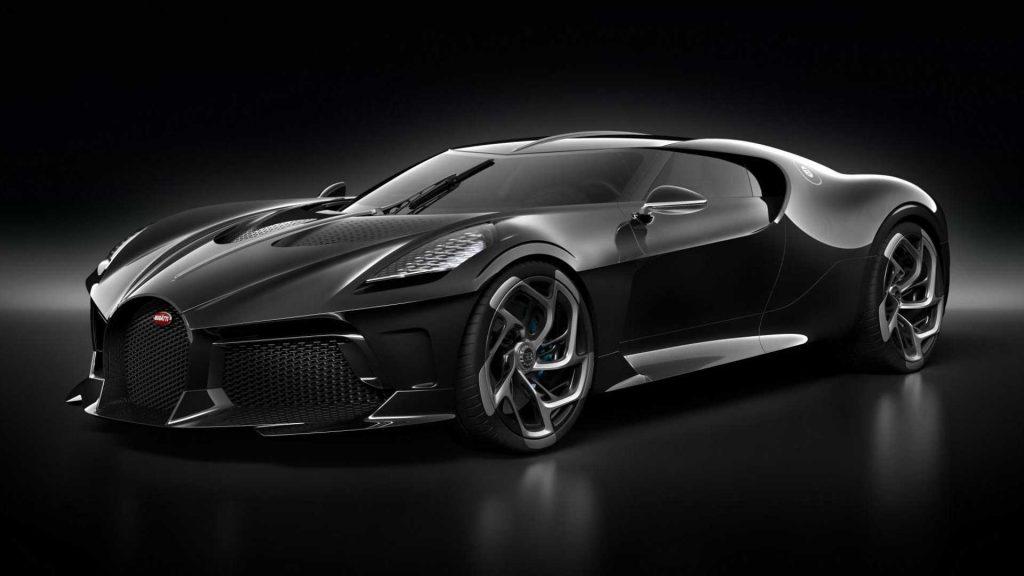 dünyanın en pahalı arabası