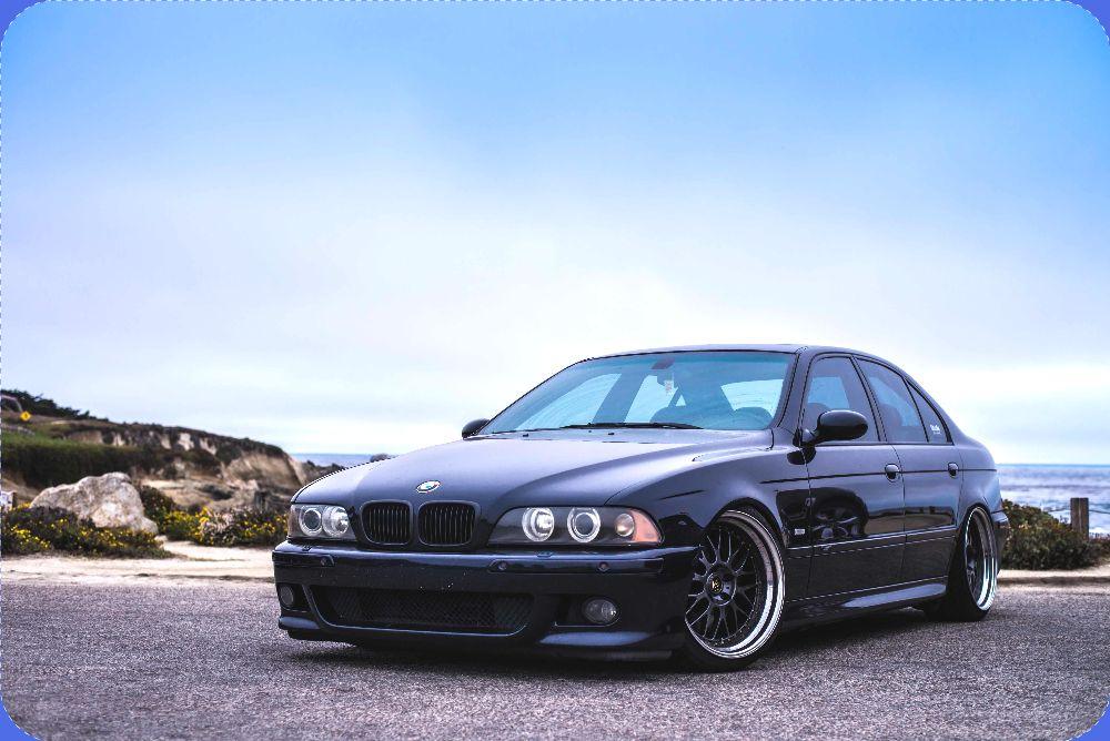 BMW E39 Nasıl Araba